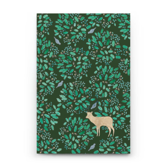 Cahier Green Forest
